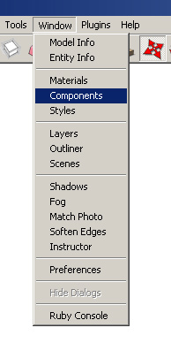 Place Components